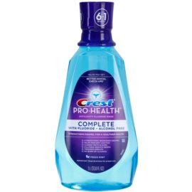 Crest Pro-Health Complete Frissítő szájvíz 6 in 1 íz Fresh Mint (With Fluoride, Alcohol Free) 1000 ml