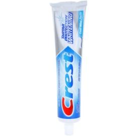 Crest Tartar Protection Whitening Cool Mint clareamento dental antitártaro sabor Cool Mint 232 g