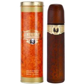Cuba Gold Eau de Toilette für Herren 100 ml