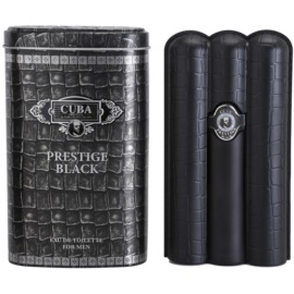 Cuba Prestige Black Eau de Toilette for Men 90 ml