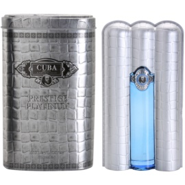 Cuba Prestige Platinum eau de toilette para hombre 90 ml