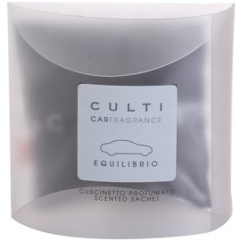 Culti Car vôňa do auta 1 Ks  (Equilibrio/ Thé)