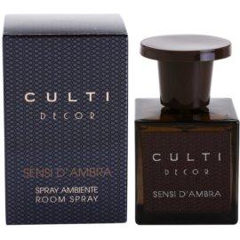 Culti Decor Huisparfum 100 ml  (Sensi d´Ambra)