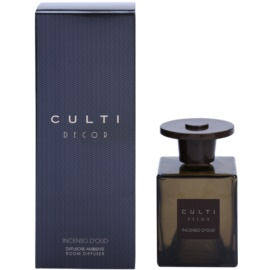 Culti Decor aroma difuzor cu rezervã 500 ml  (Incenso Di Oud)