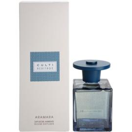Culti Heritage Blue Arabesque aroma difuzér s náplní 500 ml menší balení (Aramara)