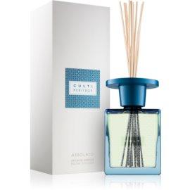 Culti Heritage Blue Arabesque aroma difuzér s náplní 500 ml menší balení (Assolato)