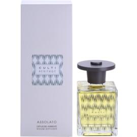 Culti Heritage Clear Wave aroma difusor com recarga 500 ml embalagem menor (Assolato)