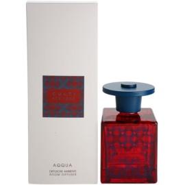 Culti Heritage Red Echo Aroma Diffuser mit Nachfüllung 500 ml kleinere Packung (Aqqua)