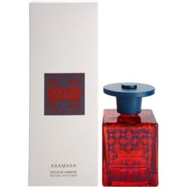 Culti Heritage Red Echo Aroma Diffuser mit Nachfüllung 500 ml kleinere Packung (Aramara)