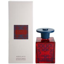 Culti Heritage Red Echo Aroma Diffuser mit Nachfüllung 500 ml kleinere Packung (Assolato)