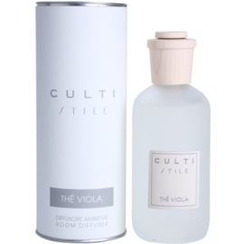 Culti Stile Aroma Diffuser With Refill 250 ml Medium Package (Thé Viola)