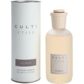 Culti Stile Aroma Diffuser With Refill 250 ml Medium Package (Acqua)