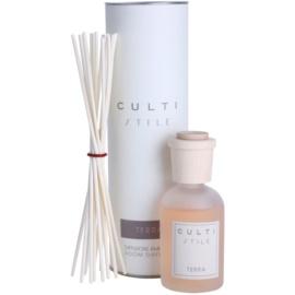 Culti Stile diffuseur d'huiles essentielles avec recharge 100 ml petit emballage (Terra)