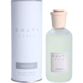 Culti Stile Aroma Diffuser With Refill 250 ml Medium Package (Aqqua)