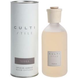 Culti Stile Aroma Diffuser With Refill 250 ml Medium Package (Terra)