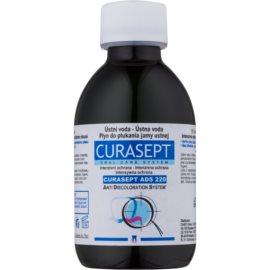 Curaprox Curasept ADS 220 antibakteriální ústní voda před a po chirurgickém zákroku  200 ml