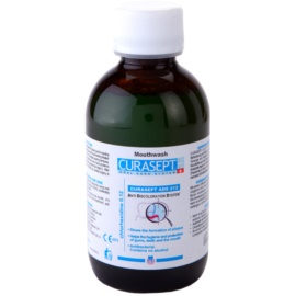 Curaprox Curasept ADS 212 antibakteriální ústní voda proti zánětu dásní a parodontóze  200 ml