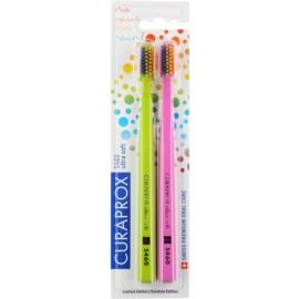 Curaprox 5460 Ultra Soft Rainbow Edition fogkefék 2db