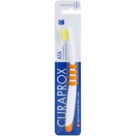 Curaprox ATA 4860 szczoteczka do zębów z małą główką