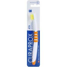 Curaprox ATA 4860 zubní kartáček pro malou čelist barevné varianty