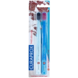 Curaprox 5460 Ultra Soft Michelangelo Edition fogkefék 2db