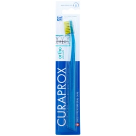 Curaprox Ortho Ultra Soft 5460 cepillo de dientes para ortodóncia para usuarios de aparatos fijos