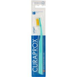 Curaprox 7600 Smart Ultra Soft zubní kartáček s krátkou hlavou ultra soft