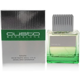 Custo Barcelona Custo Man toaletna voda za moške 50 ml