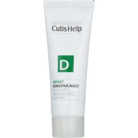 CutisHelp Health Care D - Defect bálsamo de cânhamo contra os danos da pele aceleração de cicatrização  50 ml