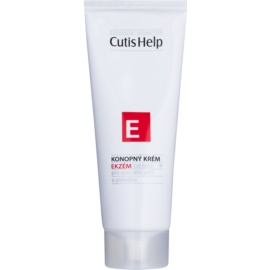 CutisHelp Health Care E - Ekzém konopný denní krém při projevech ekzému na obličej a tělo  100 ml