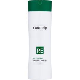 CutisHelp Health Care P.E. - Dandruff - Eczema champô de cânhamo para sinais de eczema e caspa  200 ml