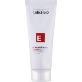 CutisHelp Health Care E - Ekzém konopná noční mast při projevech ekzému na obličej a tělo  100 ml