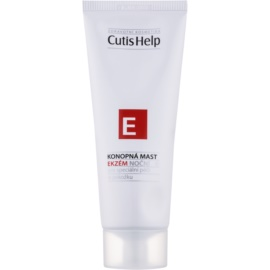 CutisHelp Health Care E - Eczema Overnight Hemp Ointment for the Treatment of Eczema For Face And Body  100 ml
