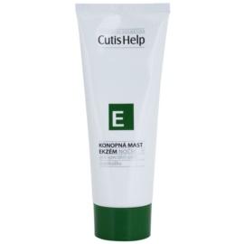 CutisHelp Health Care E - Ekzém konopná nočná masť pri prejavoch ekzému na tvár a telo  100 ml