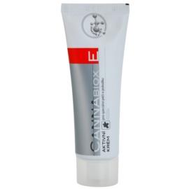 CutisHelp Medica CannaBiox E Aktiv-Creme für allergische Haut beim Auftreten von Ekzemen  50 ml