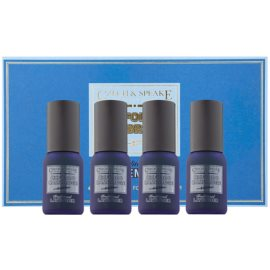 Czech & Speake Oxford & Cambridge ajándékszett I. Eau de Cologne 4 x 15 ml