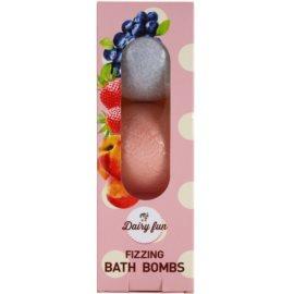 Dairy Fun Bath Bombs Kosmetik-Set  II.