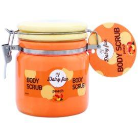 Dairy Fun Peach testpeeling  300 g