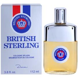 Dana British Sterling Eau de Cologne für Herren 112 ml ohne Zerstäuber