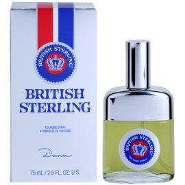 Dana British Sterling woda kolońska dla mężczyzn 75 ml