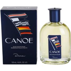 Dana Canoe eau de toilette férfiaknak 120 ml szórófej nélkül