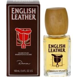 Dana English Leather Eau de Cologne para homens 100 ml