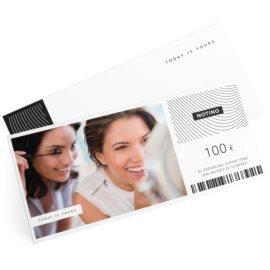 Cheque regalo Impreso por valor de 100 EUR