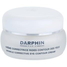Darphin Eye Care Cremă antirid pentru ochi  15 ml