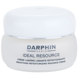 Darphin Ideal Resource crema alisadora para restaurar la estructura e iluminar la piel  50 ml