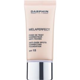 Darphin Melaperfect base correctora para manchas oscuras SPF 15 01 Ivory  30 ml