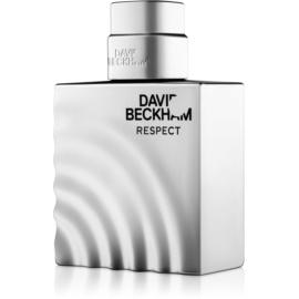 David Beckham Respect Eau de Toilette für Herren 60 ml