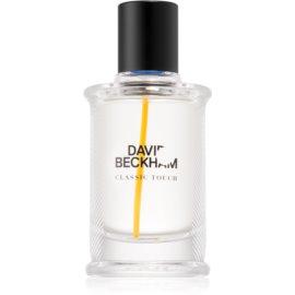 David Beckham Classic Touch eau de toilette para hombre 40 ml