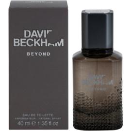 David Beckham Beyond woda toaletowa dla mężczyzn 40 ml