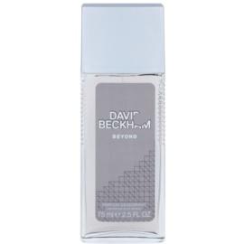 David Beckham Beyond dezodorant z atomizerem dla mężczyzn 75 ml
